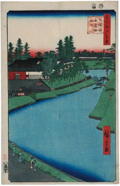 067外桜田弁慶堀糀町.jpg